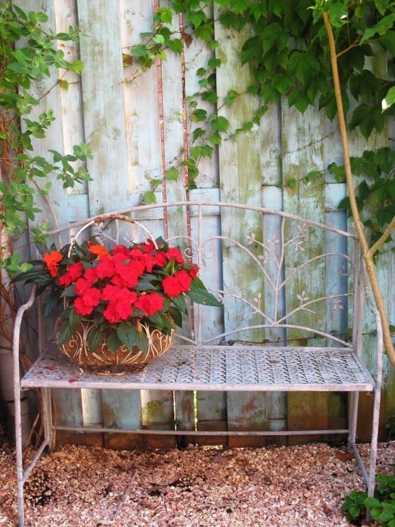 Nice spot in the garden