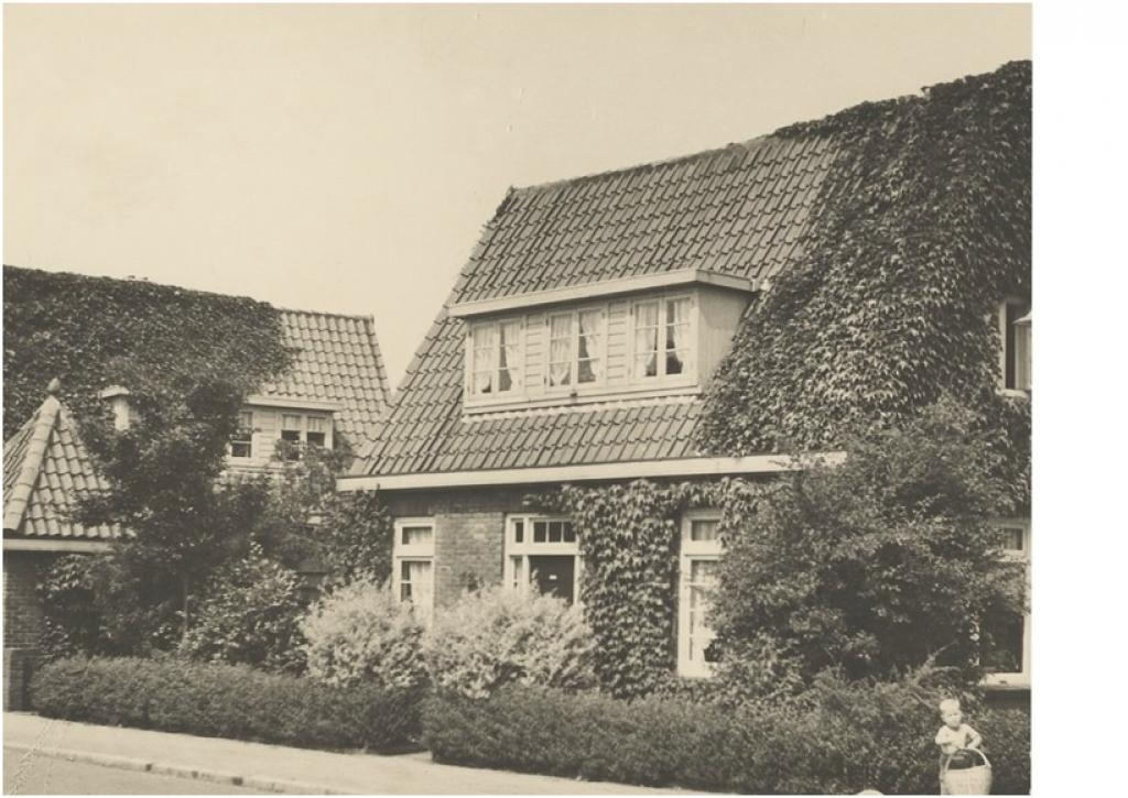 The house in the fifties