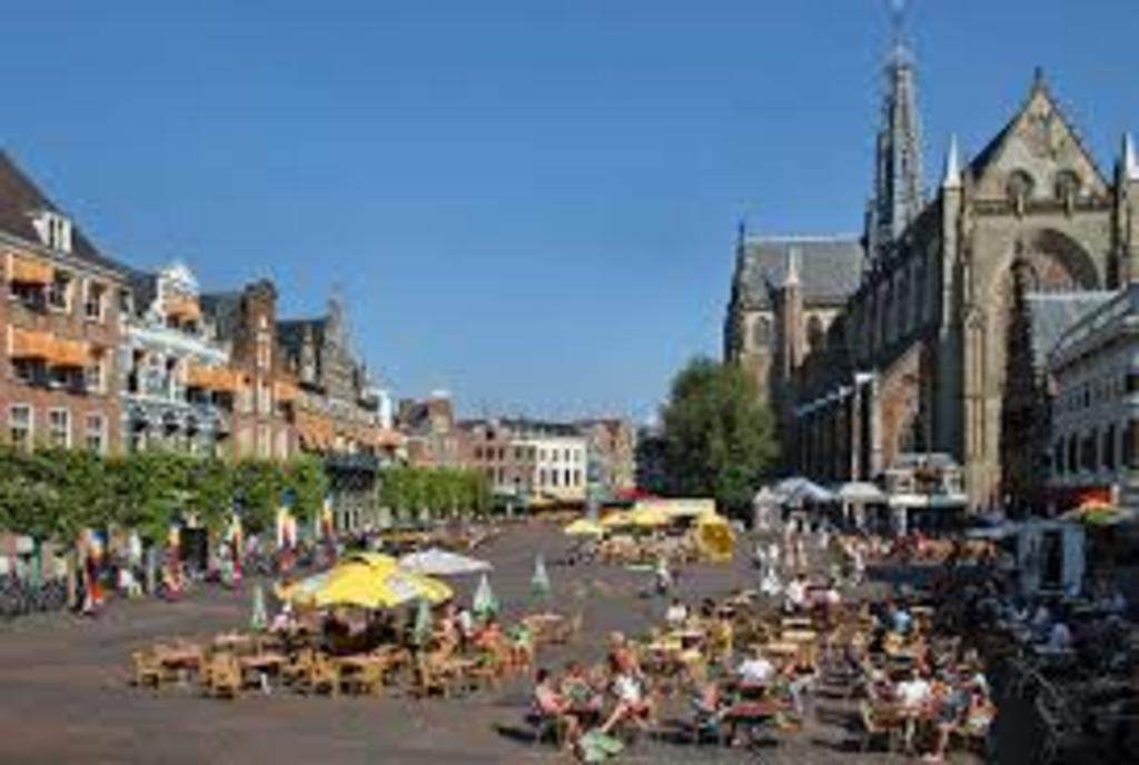 The 'Grote Mark' (famous 'Big Market', it host an award winning market every Saturday!