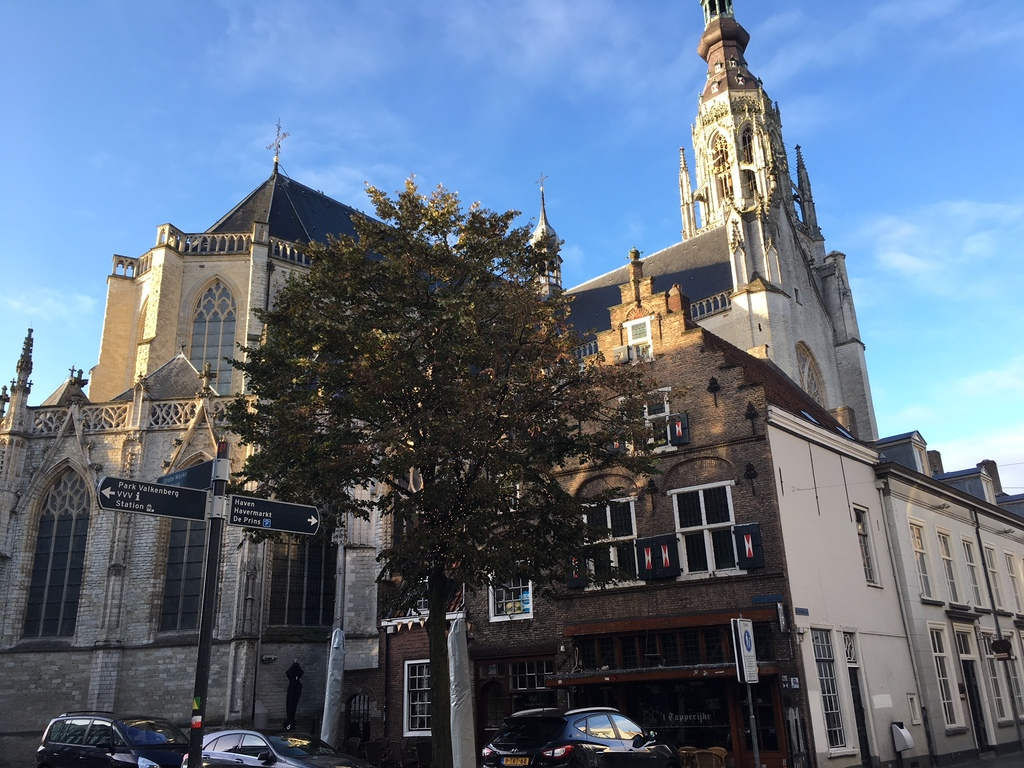 Breda: best Historic city center of the NL (chosen in 2017)