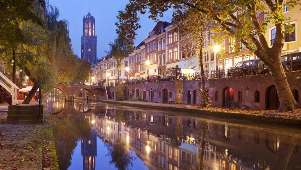 Utrecht - 20 minutes away by car or train
