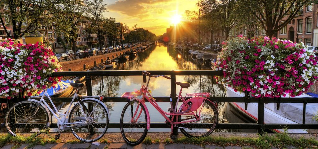 Amsterdam - 30 minutes away by car or train