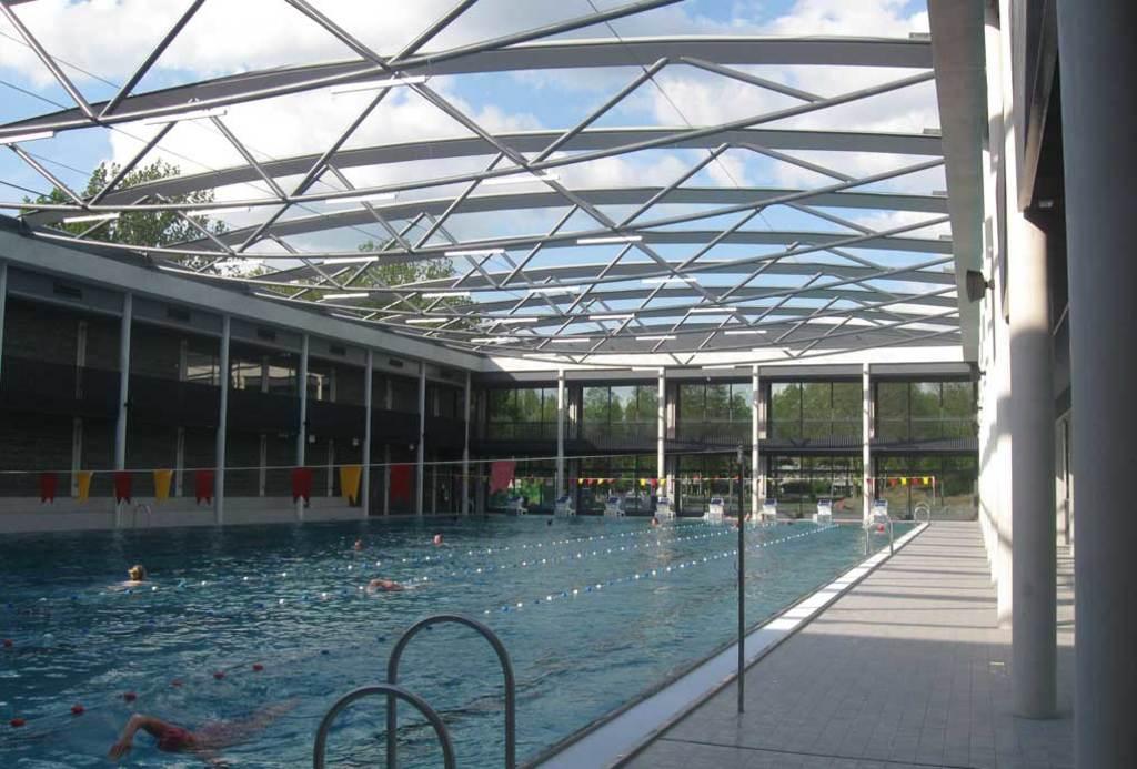 Zwembad Krommerijn binnen