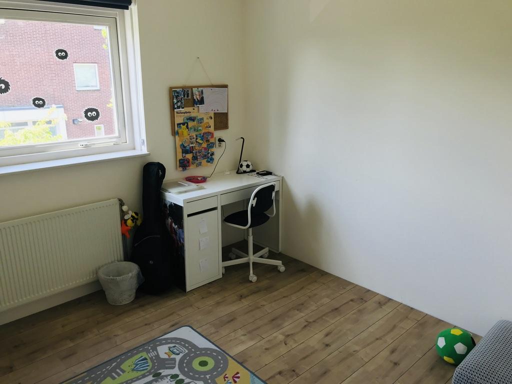 Gustavo's room