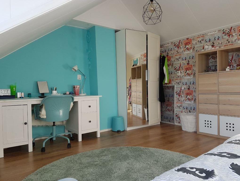 second floor, third bedroom