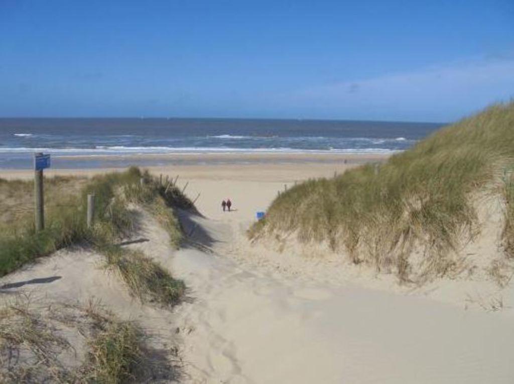 beach entrance Quiet Beach