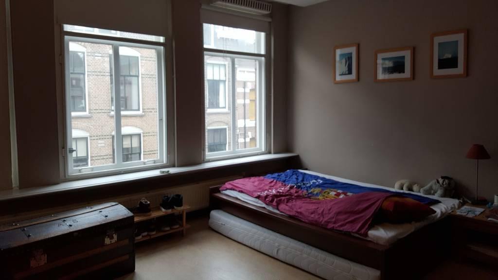 slaapkamer 2e verdieping voorkant