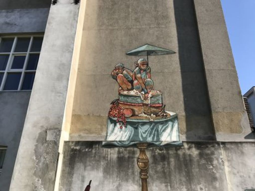 There are a lot of murals in Heerlen