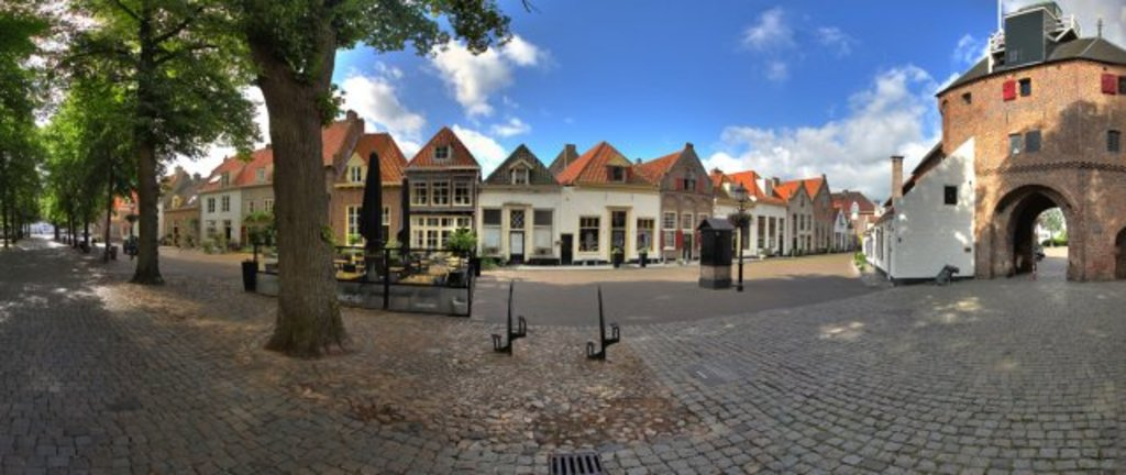 Harderwijk, a very nice city nearby