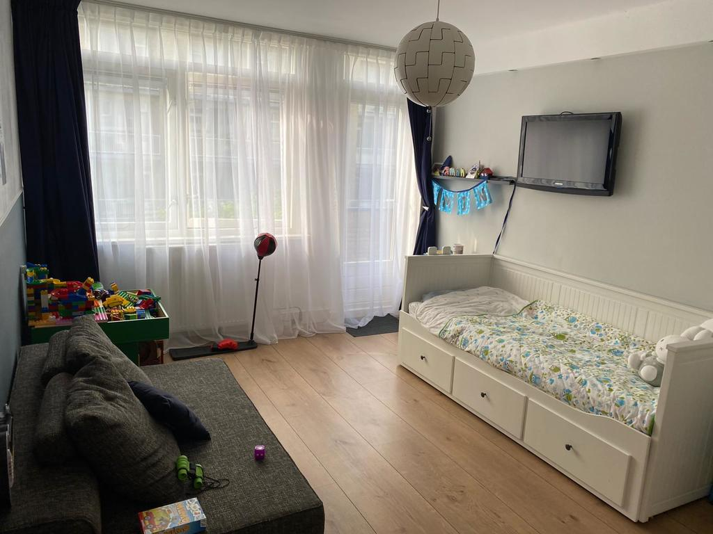 2nd bedroom 1st floor with sofabed for 1 or 2 persons