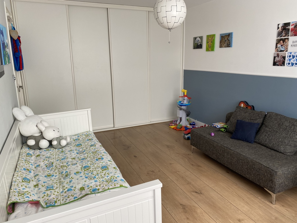 First floor bedroom with sofa-bed for 1 or 2 persons