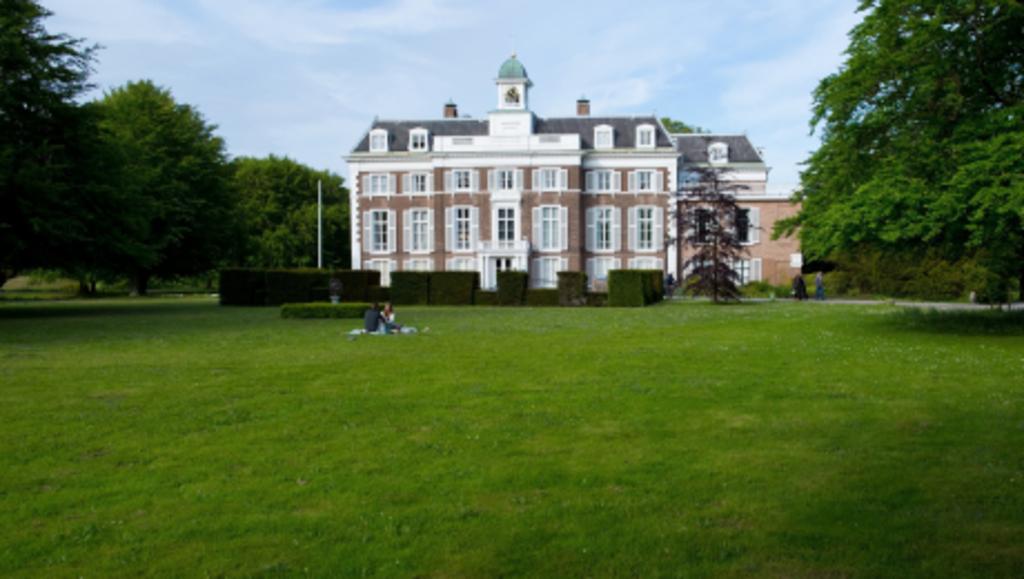Park Clingendaal near our house