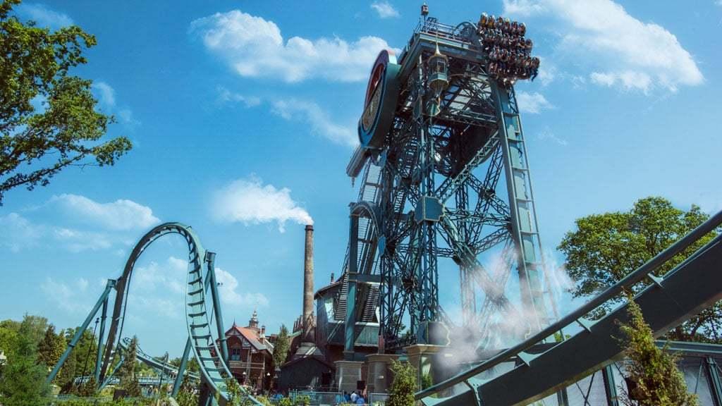 Efteling theme park only 30 min away