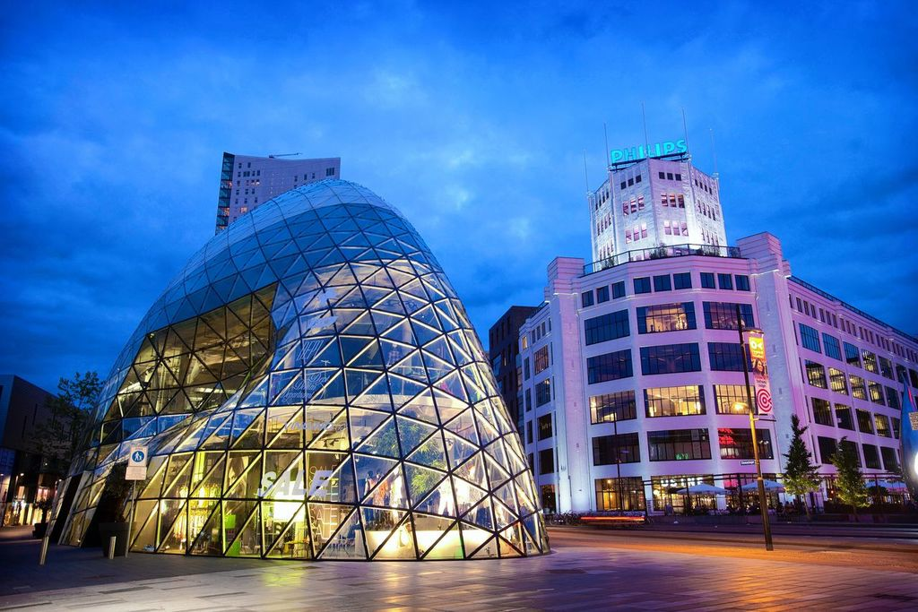 Eindhoven Design city in Netherland only 20 min away