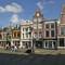 Alkmaar old city centre