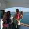 The five of us on the way to Puerto Banus summer 2013