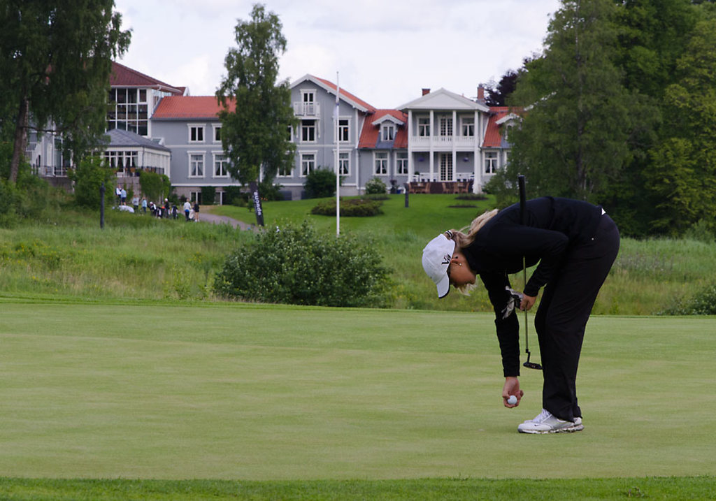 Losby Golf, a beautiful golf resort with traditional arquitecture - 10 mins drive - 20 mins bike