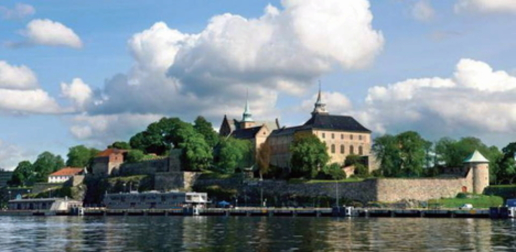 Akershus Castle - central Oslo