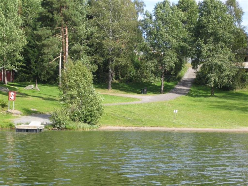 Langvannet lake you can swim in, 5 min bike ride - 15 min walk