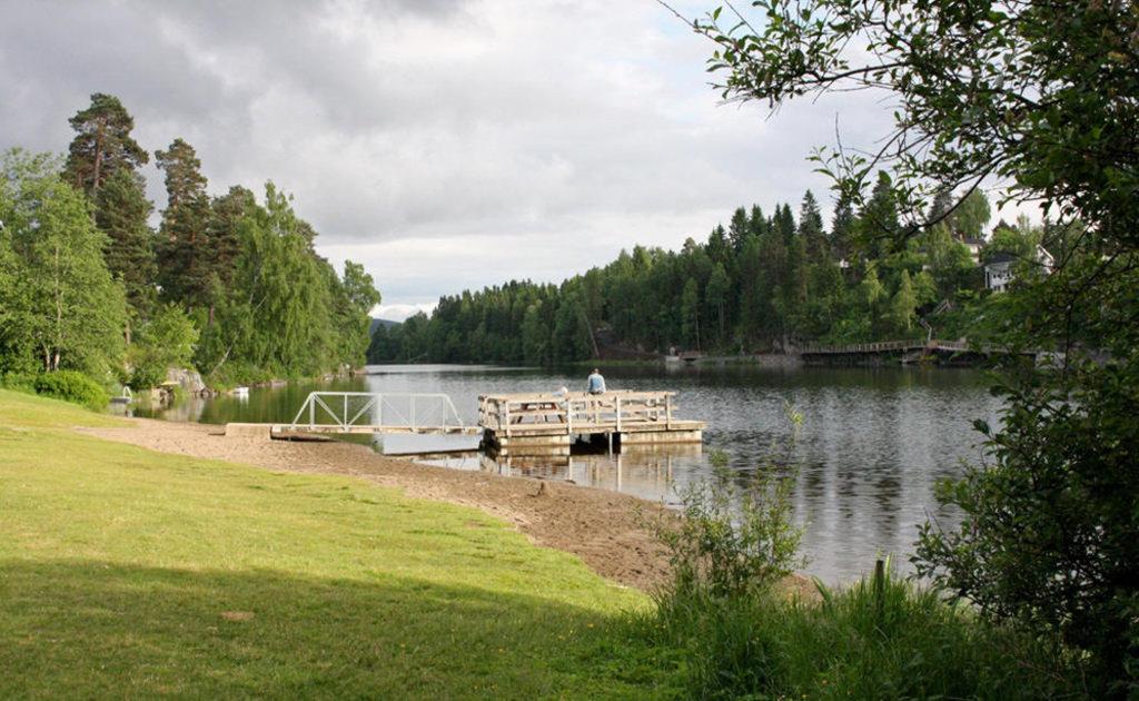 Local recreation areas - 5-15 mins walk