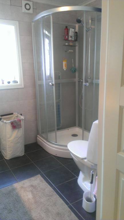bathroom with warm floor