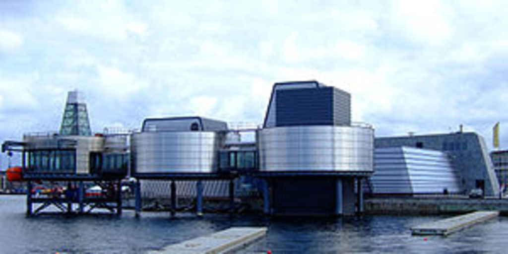The Norwegian Petroleum Museum in Stavanger