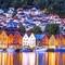 City centre of Bergen