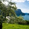 Aurlandsfjorden. 2 hours drive away