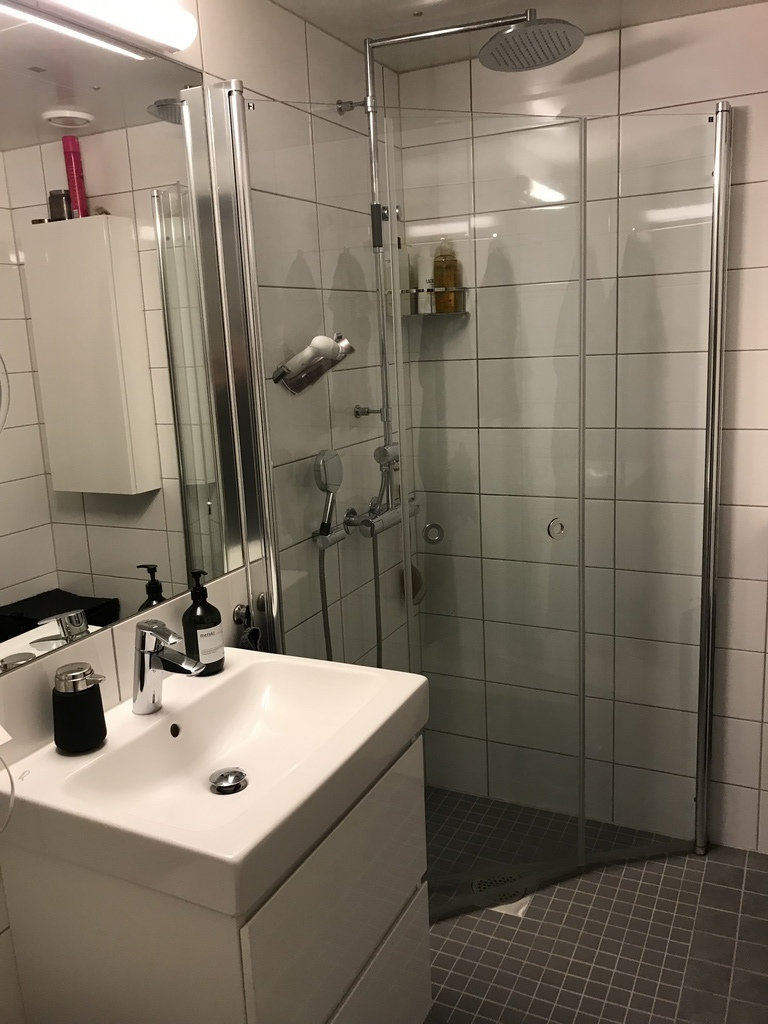 Bathroom, small