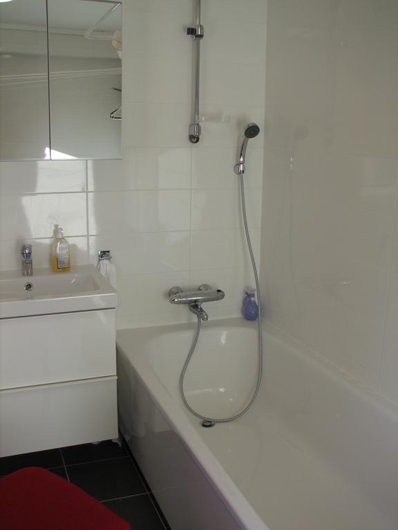 Bathroom, big bathtub