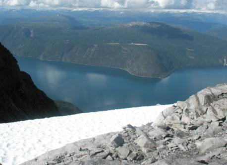 Go hiking in the fjords