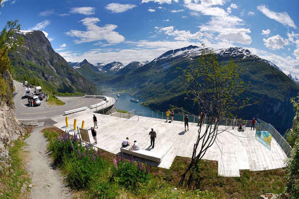 Viewpoint Geiranger