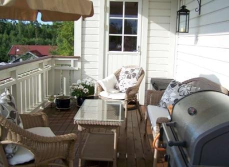 Veranda/balcony