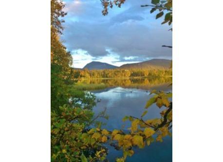 Prestvannet - local lake close to our home.