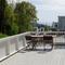 Backyard terrace (45 m2)