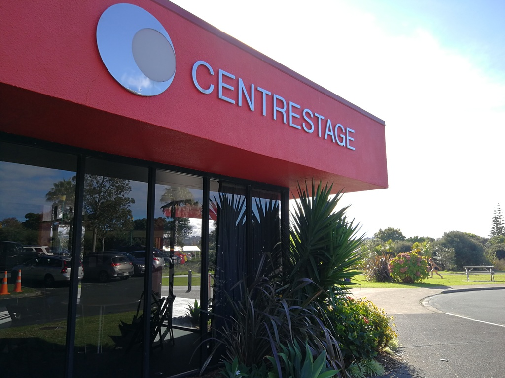 Local Centrestage theatre.