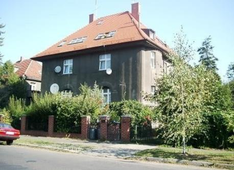 The house in Wroclaw
