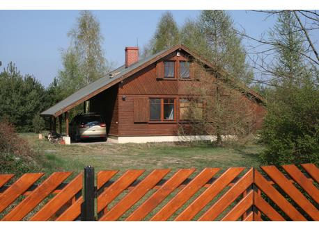 The summer house in Miastko