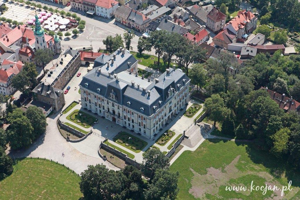 Castle in Pszczyna - 46 km