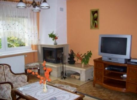 Living room on I floor