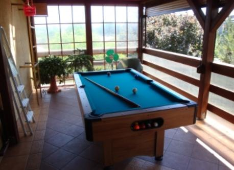Billiards on II floor