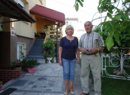 Zofia and Stanisław