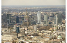 City Center in Warsaw