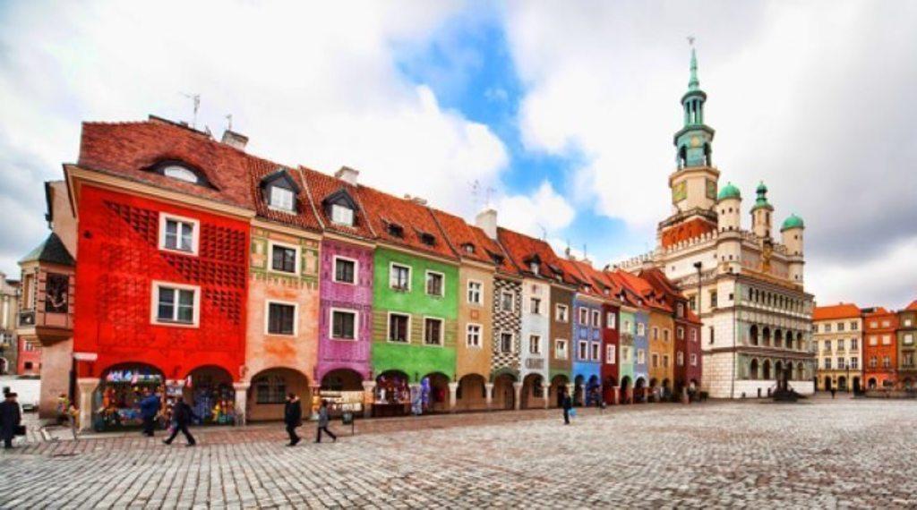 Old Market Poznań