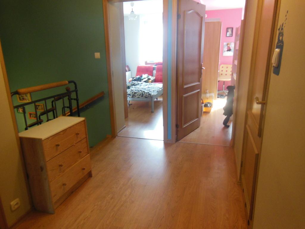 corridor, second floor