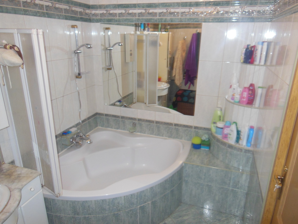 bathroom, second floor