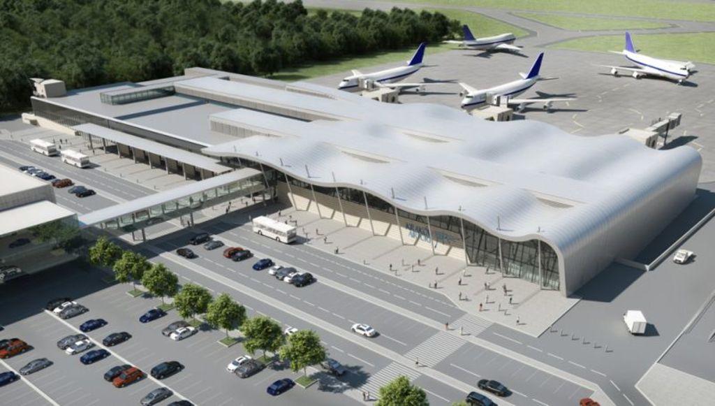 Airport Balice Kraków 120 km