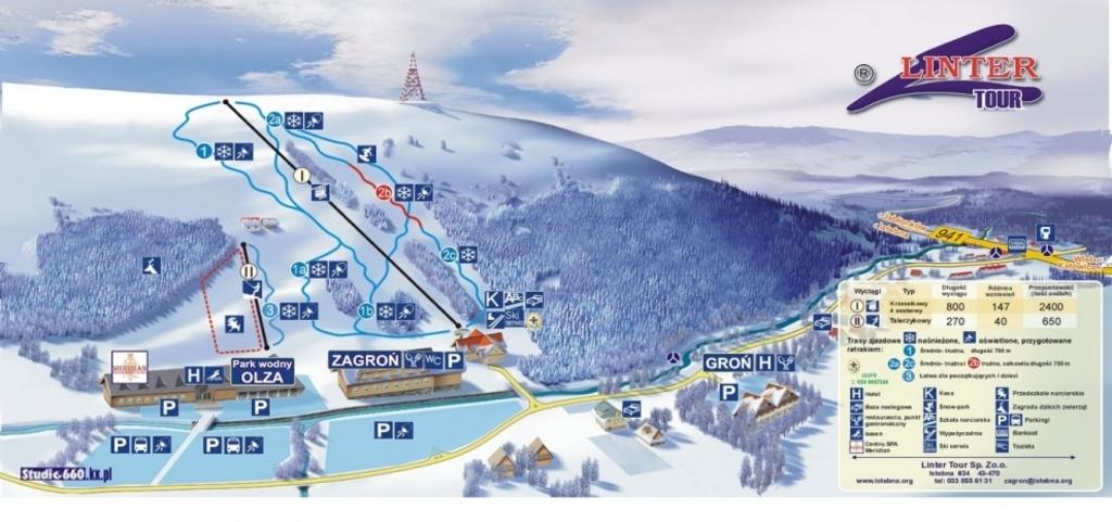 Istebna Ski 30 km