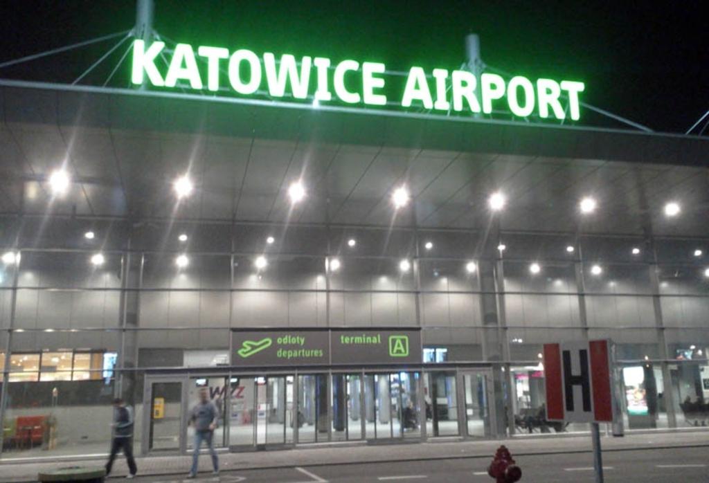 Air Port Katowice - Pyrzowice 125 km