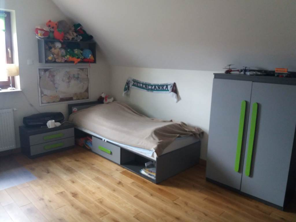 Older son's bedroom